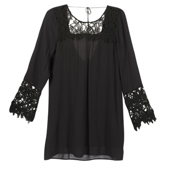 Abbigliamento Donna Abiti corti Billabong OPEN HORIZON DRESS Nero