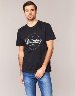 Abbigliamento Uomo T-shirt maniche corte Billabong OUTFIELD TEE SS Nero