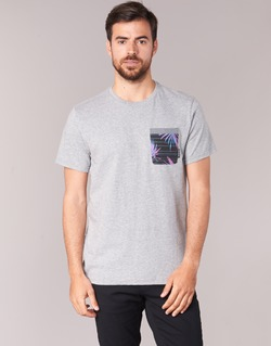 Abbigliamento Uomo T-shirt maniche corte Billabong TRANSMIT TEE Grigio