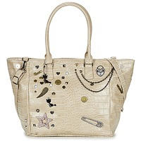 Borse Donna Tote bag / Borsa shopping Lollipops ZOLA SHOPPER Beige