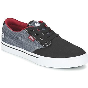 Scarpe Uomo Sneakers basse Etnies JAMESON 2 ECO Nero / Grigio / Rosso
