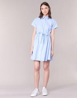 Abbigliamento Donna Abiti corti Compania Fantastica EBLEUETE Blu / Cielo