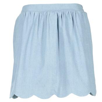 Abbigliamento Donna Gonne Compania Fantastica EFESTONA Blu / Cielo