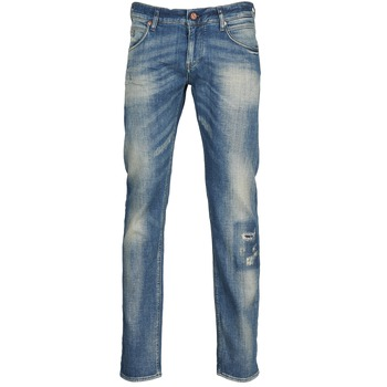 Abbigliamento Uomo Jeans dritti Meltin'pot MARTIN Blu / Clair