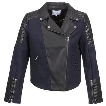 Abbigliamento Donna Giacche / Blazer Suncoo DARCY MARINE / Nero