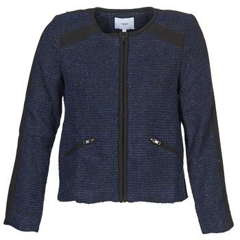 Abbigliamento Donna Giacche / Blazer Suncoo DANAELLE Blu