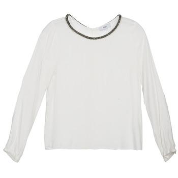 Abbigliamento Donna Top / Blusa Suncoo LUCIA ECRU