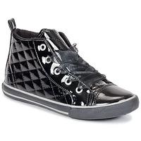Scarpe Bambina Sneakers alte Conguitos NINA Nero