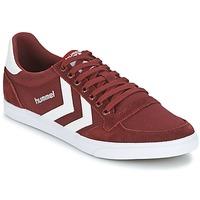 Scarpe Sneakers basse Hummel STADIL CANEVAS LOW BORDEAUX