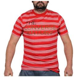 Abbigliamento Uomo T-shirt maniche corte Converse CenturyT-shirt rosso
