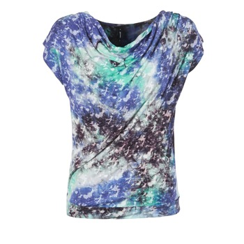 Abbigliamento Donna Top / Blusa Smash SUIRIRI Blu / Verde