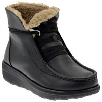 Scarpe Donna Trekking FitFlop LOAFF LACE UP ANKLE BOOT SHEARLING Scarponcini multicolore