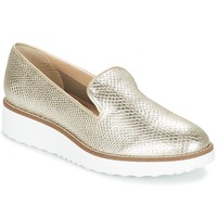 Scarpe Donna Mocassini Dune London GARNISH Argento