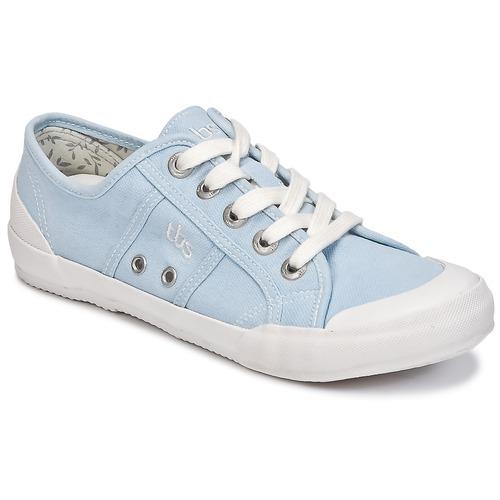TBS Sneakers basse OPIACE spartoo-shoes blu Sportivo Sitios Web De Salida Gran Venta Finishline Descuento Tienda De Oferta Bajo Precio De Envío De Pago En Línea bOA2Dg