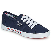 Scarpe Donna Sneakers basse Pepe jeans ABERLADY MARINE
