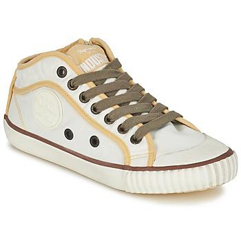 Scarpe Donna Sneakers basse Pepe jeans INDUSTRY Beige / Marrone / Giallo