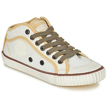 Scarpe Donna Sneakers basse Pepe jeans INDUSTRY Beige