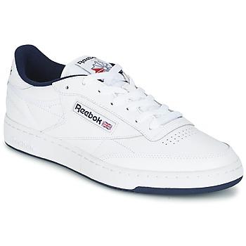 Scarpe Sneakers basse Reebok Classic CLUB C 85 Bianco / Blu