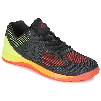 Scarpe Uomo Fitness / Training Reebok Sport R CROSSFIT NANO 7.0 Nero / Verde
