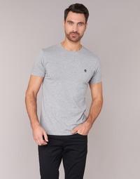 Abbigliamento Uomo T-shirt maniche corte Timberland SS DUNSTAN RIVER CREW TEE Grigio