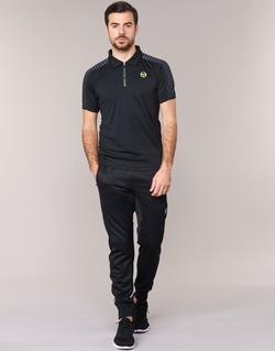 Abbigliamento Uomo Pantaloni da tuta Sergio Tacchini ANDREA PANT Nero