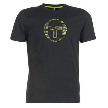 Abbigliamento Uomo T-shirt maniche corte Sergio Tacchini DAVE TEE-SHIRT Nero