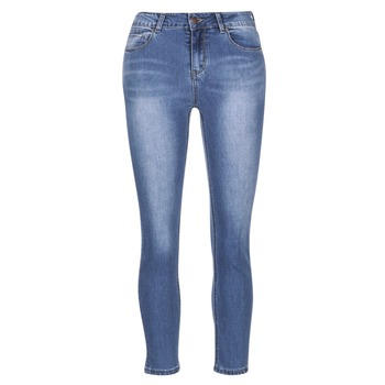 Abbigliamento Donna Jeans slim Best Mountain ROSEPELLE Blu / MEDIUM