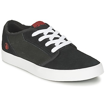 Scarpe Unisex bambino Sneakers basse Volcom GRIMM 2 BIG YOUTH Nero