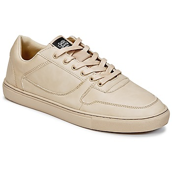 Scarpe Uomo Sneakers basse Sixth June SEED ESSENTIAL Beige