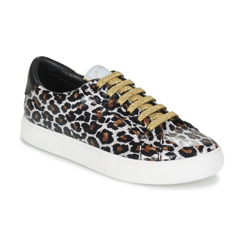 Scarpe Donna Sneakers basse Marc Jacobs EMPIRE LACE UP Leopard
