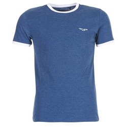 Abbigliamento Uomo T-shirt maniche corte Teddy Smith THE TEE Blu