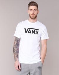 Abbigliamento Uomo T-shirt maniche corte Vans VANS CLASSIC Bianco