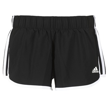 Abbigliamento Donna Shorts / Bermuda adidas Performance M10 SHORT WOVEN Nero