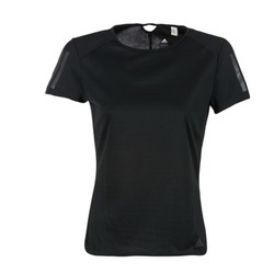 Abbigliamento Donna T-shirt maniche corte adidas Performance RS SS TEE W Nero