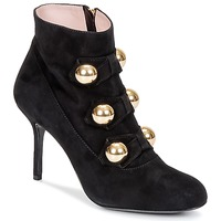 Scarpe Donna Stivaletti Moschino Cheap & CHIC BOW Nero