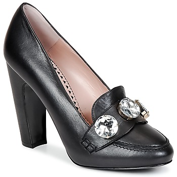Scarpe Donna Décolleté Moschino Cheap & CHIC STONES Nero