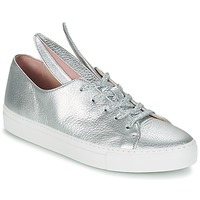 Scarpe Donna Sneakers basse Minna Parikka ALL EARS Argento