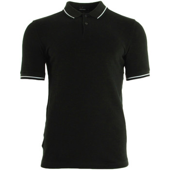 Polo Fred Perry  Slim Fit Tipped Shirt Hunt Green