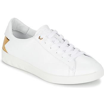 Scarpe Donna Sneakers basse Diesel S-OLSTICE LOW W Bianco / Oro