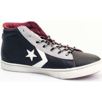 Scarpe Bambino Sneakers alte Converse 650610C GRIGIO