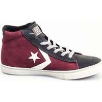 Scarpe Bambino Sneakers alte Converse 650632C BORDEAUX