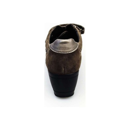 Via Di Fuga GRIP 42 D SNEAKERS Donna TAUPE TAUPE - Scarpe Sneakers basse Donna 38,40