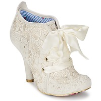 Scarpe Donna Tronchetti Irregular Choice ABIGAILS THIRD PARTY Bianco / Crema