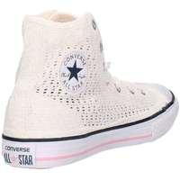 Scarpe Unisex bambino Sneakers basse Converse 652725C BIANCO