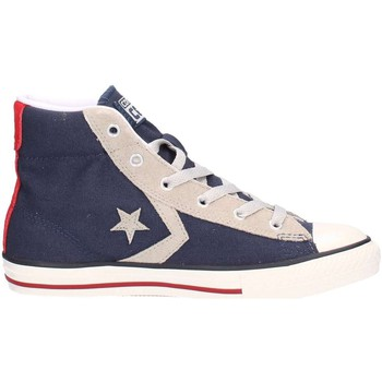 Scarpe Unisex bambino Sneakers basse Converse 652747C NAVY