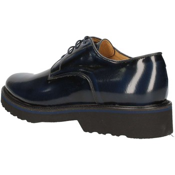 Scarpe Uomo Sneakers alte Hudson 901 BLU