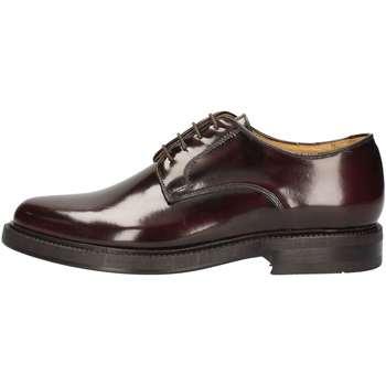 Scarpe Uomo Sneakers alte Hudson 901 BORDEAUX
