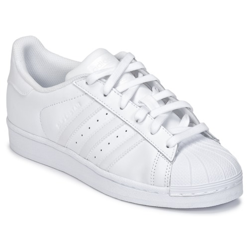 pretty nice db346 b48a5 Scarpe Unisex bambino Sneakers basse adidas Originals SUPERSTAR Bianco