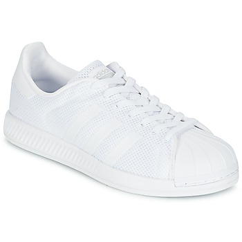 Scarpe Uomo Sneakers basse adidas Originals SUPERSTAR BOUNCE Bianco