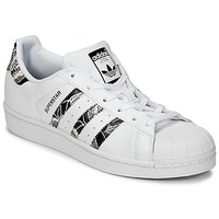 Scarpe Donna Sneakers basse adidas Originals SUPERSTAR W Bianco